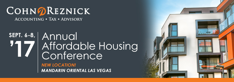 Registration Is Open: Annual Affordable Housing Conference | September 6-8